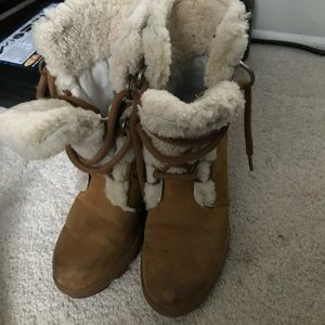 Sorel Joan of artic boots wedge